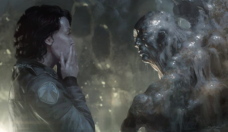 Illustration for article titled Alien 5se queda en el aire: Neill Blomkamp aparca el proyecto por culpa de Prometheus 2