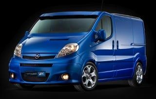 Illustration for article titled Flying Dutch Van: Opel Vivaro Performance Box