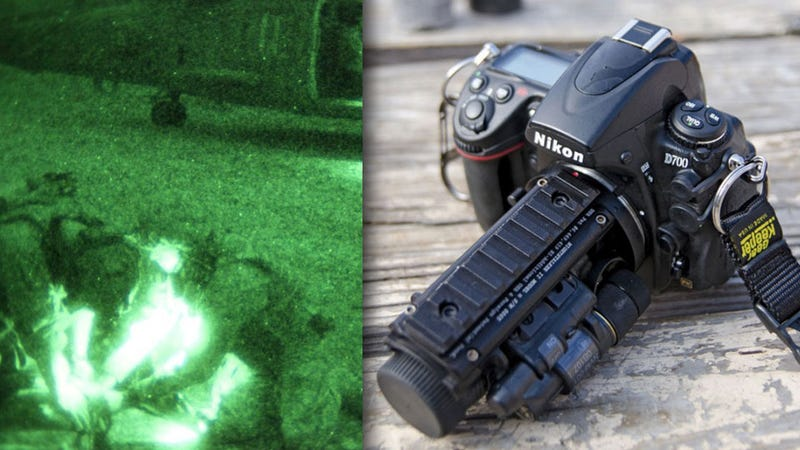 Illustration for article titled This Weird Camera Lens Make Your Camera Look Like An Anti-Matter Gun