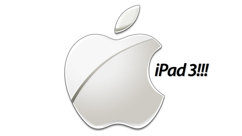 Illustration for article titled Here's What The iPad 3, 4, and 5 Will Look Like