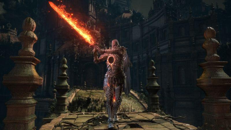 Screenshot: Dark Souls III