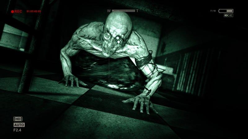 Illustration for article titled Outlast, uno de los mejores juegos de horror de los últimos años, tendrá secuela