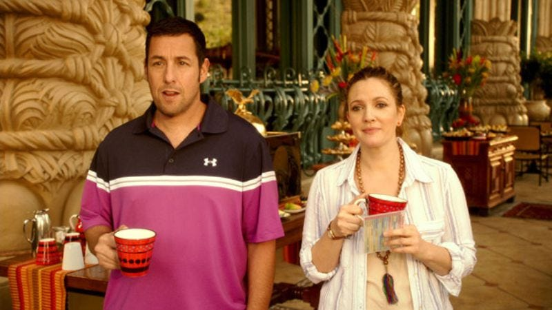 Illustration for article titled Once again, Forbes declares Adam Sandler the Most Overpaid Actor