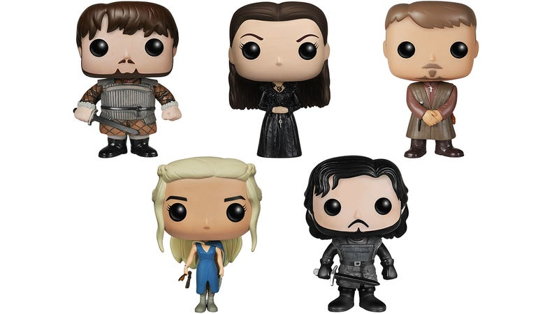 Illustration for article titled Funko's GoT Pop! Vinyl Line Adds a Tiny Sam Tarly To Its Ranks