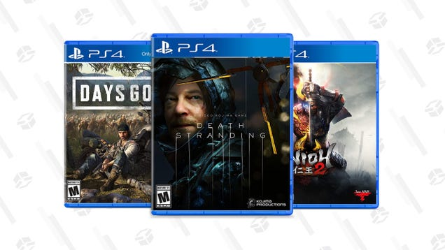 Some of the PS4 s Best Exclusives Are Only $20 Today