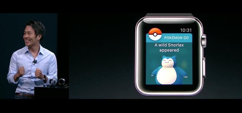 Illustration for article titled Un Pokémon Go salvaje ha aparecido en el Apple Watch