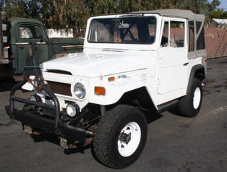 Illustration for article titled Cruise The Land in a $5,650 FJ40!
