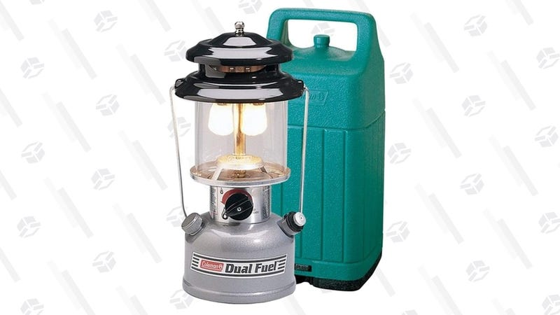 Coleman Dual Fuel Lantern | $55 | Amazon