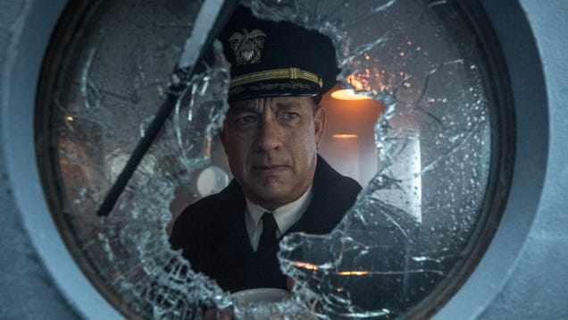 All Apple TV+ really needed was an exclusive Tom Hanks movie about submarines