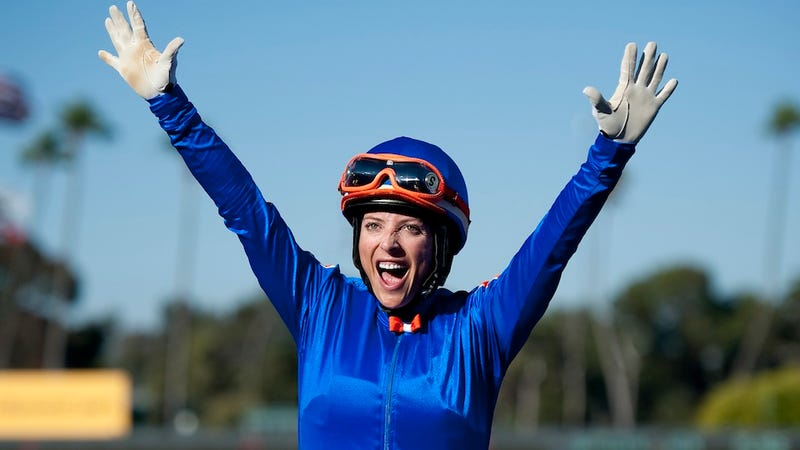 Illustration for article titled Jockey Chantal Sutherland Failed A Breathalyzer Test Before Her Race