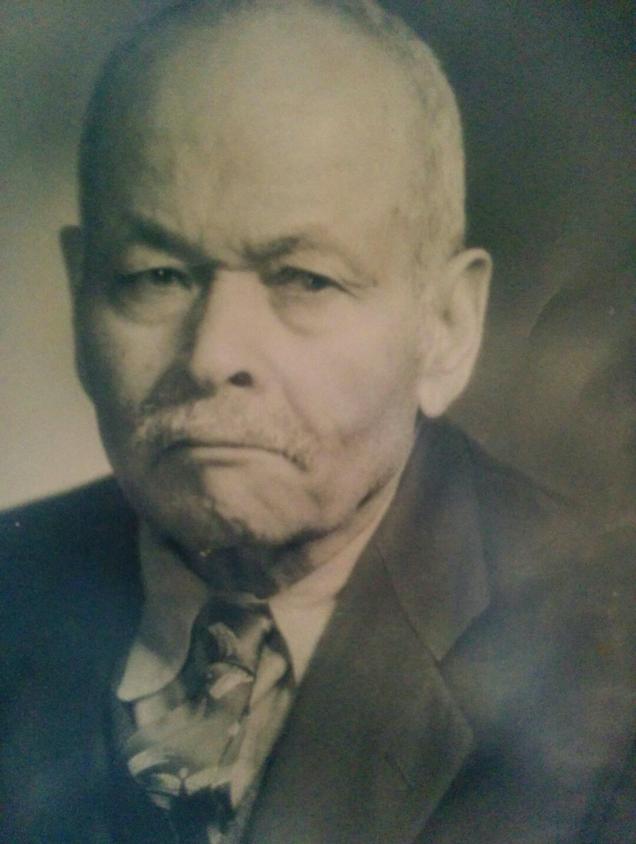 Joe P. Daniels (Family photo courtesy of William Daniels)