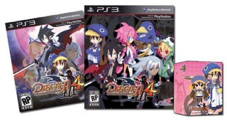Illustration for article titled The Disgaea 4 Premium Package Totally Gives A Fuka