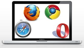 Illustration for article titled Browser Speed Tests: The Latest Chrome, Firefox, Opera, and Safari—on a Mac