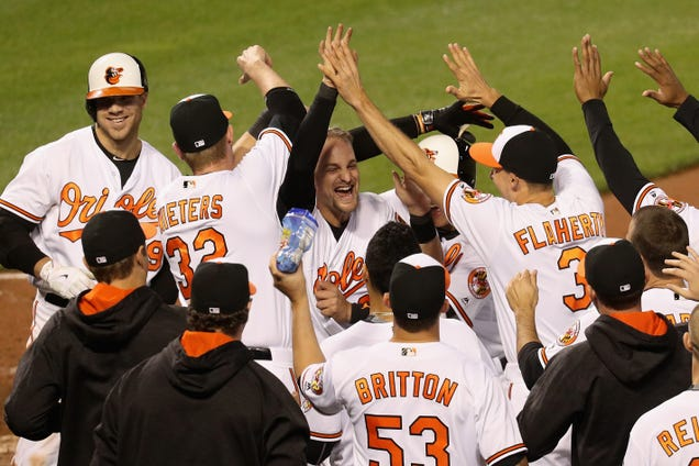 Root for the Baltimore Orioles This Year. Or Don't. Suit Yourse…