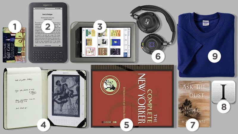 guaranteed awesome gifts for the bookworm