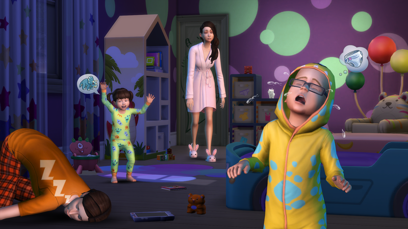 Illustration for article titled Over Two Years Later, The Sims 4 Gets Toddlers