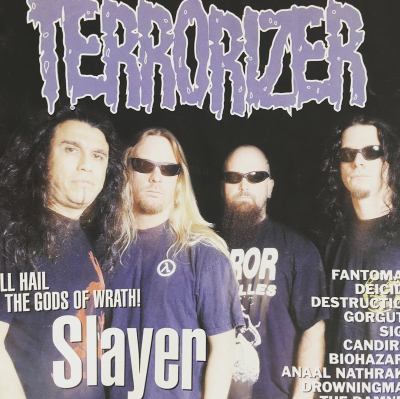 Illustration for article titled Terrorizer Magazine Is Dead