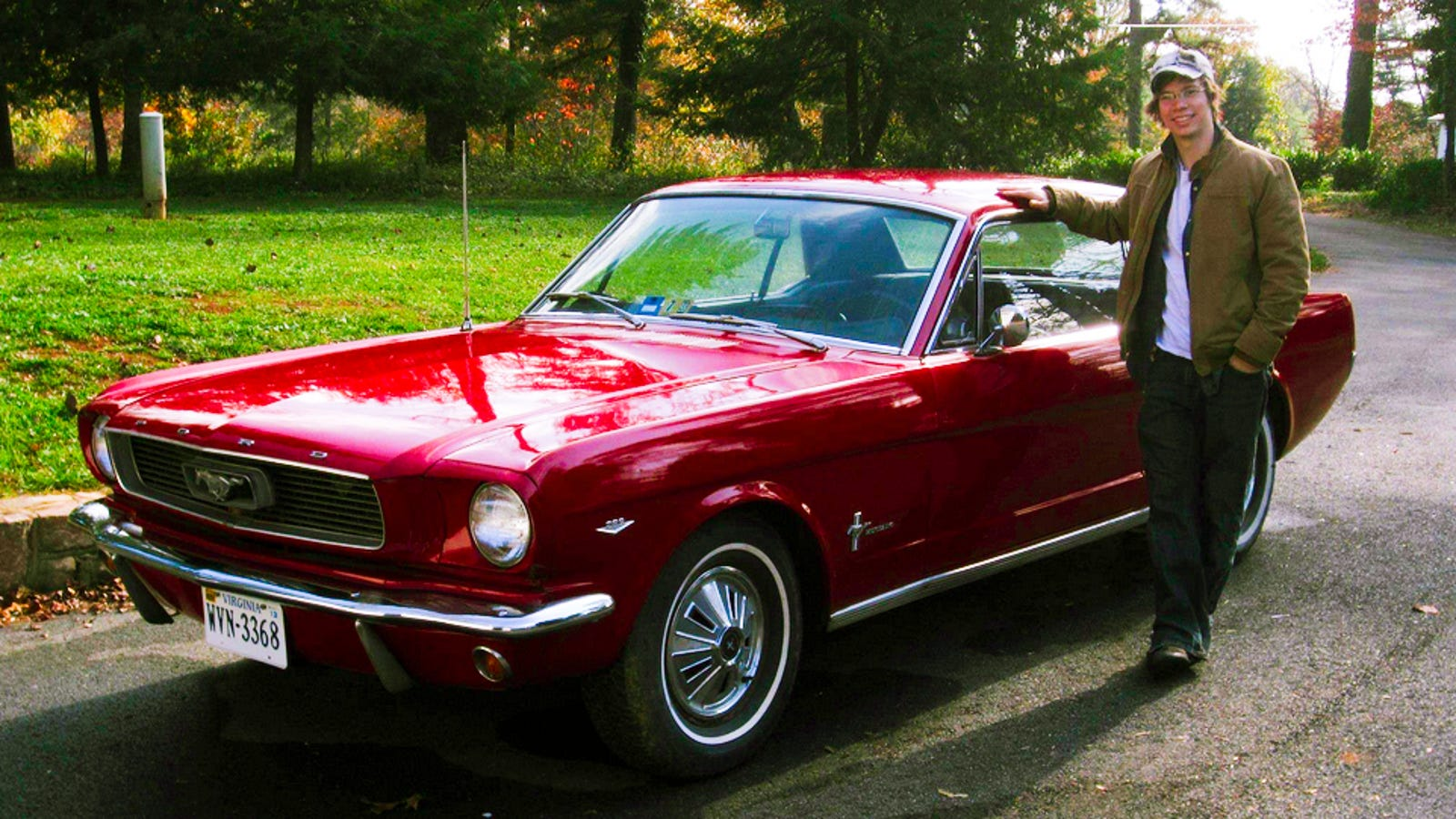 Why I Refuse To Fix Up My Secret 1966 Ford Mustang Events Car S Videos