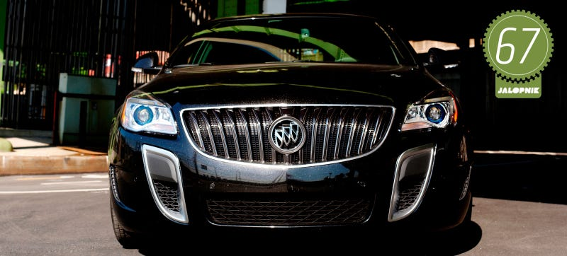 2014 Buick Regal GS: The Jalopnik Review