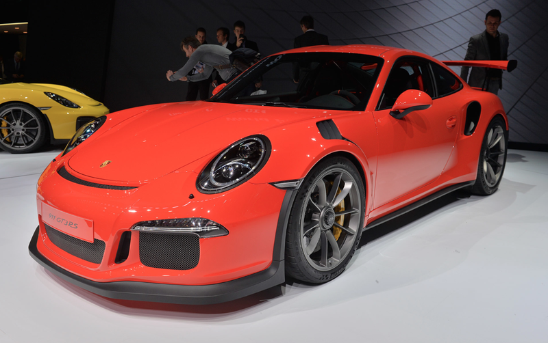 Illustration for article titled 991 GT3 RS Configurator