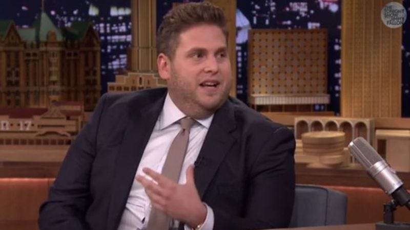 Illustration for article titled Jonah Hill is on arguably the most sincere celebrity apology tour ever