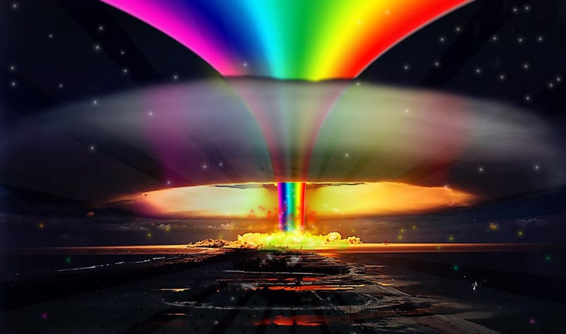 """La sorprendente historia de la """"bomba gay"""" del Pentágono que pretendía convertir a los enemigos en homosexuales"""