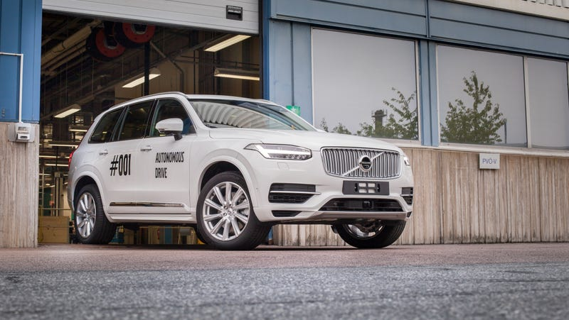 Illustration for article titled Volvo Plans Autonomous XC90 You Can 'Eat, Sleep, Do Whatever' InBy 2021