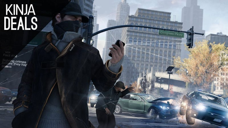 Illustration for article titled Watch Dogs is Down to $20 Today