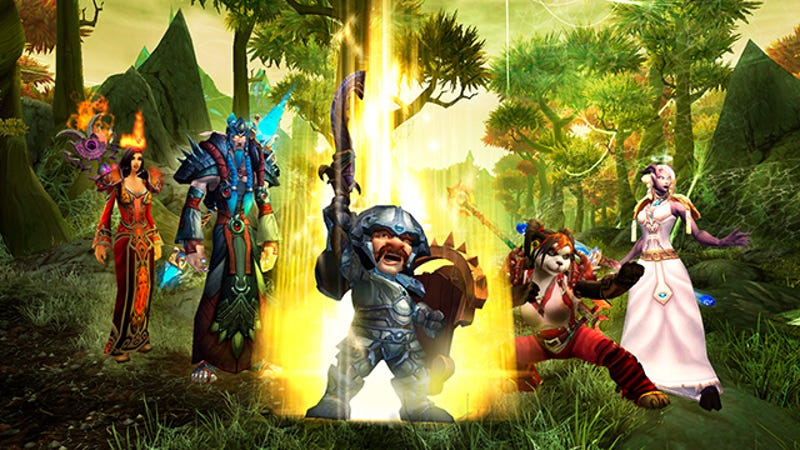 Illustration for article titled Blizzard admite que no sabe qué está rompiendo el sistema de subida de nivel en World of Warcraft