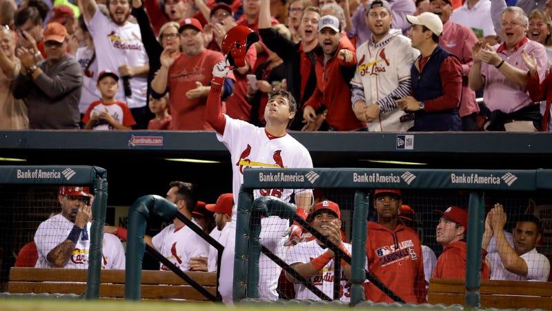 Photo credit: Jeff Roberson/AP Images