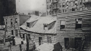 Illustration for article titled Slum Life In New York City During the Nineteenth Century's Gilded Age