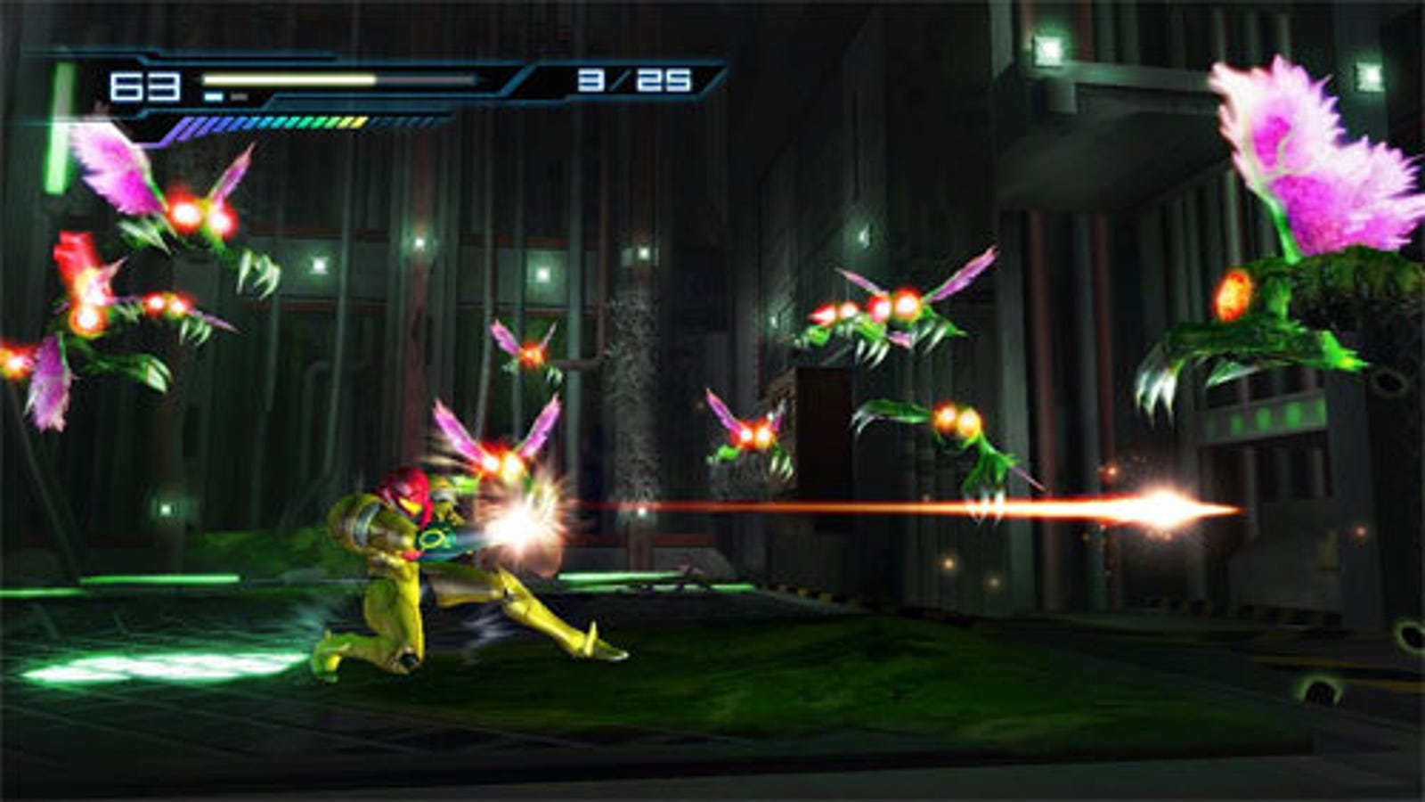 Metroid Other M Is Coming To Wii In June
