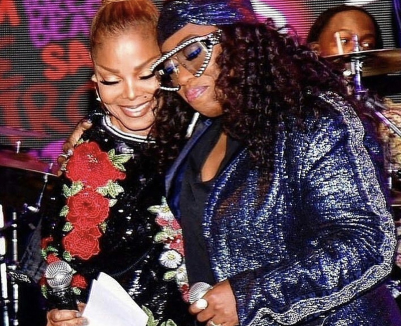 Janet Jackson and Missy Elliott (Corey Townsend/The Root)