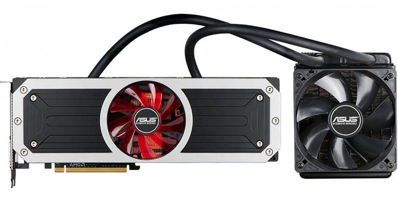 Illustration for article titled AMD Radeon R9 295X2 Review: A Dual-GPU Beast
