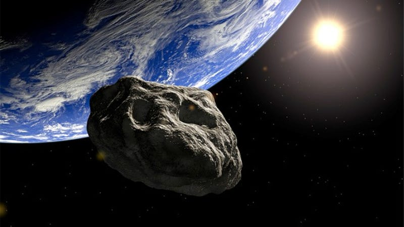 Illustration for article titled Earth's first known Trojan asteroid follows our orbit like a second Earth