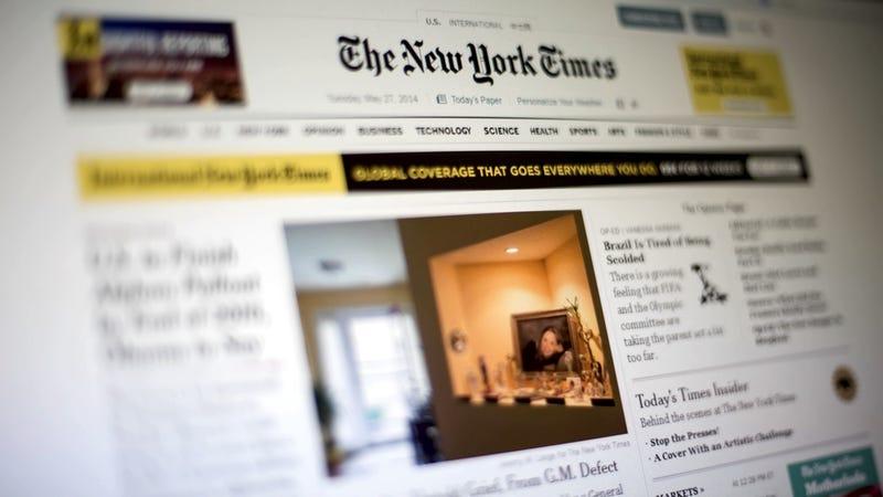 The New York Times / Goran Bogicevic (Shutterstock)
