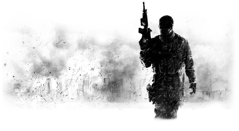 Illustration for article titled Combing Through Modern Warfare 3 Launch Site