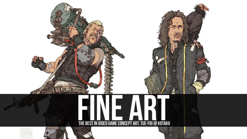 Illustration for article titled Welcome To Fine Art