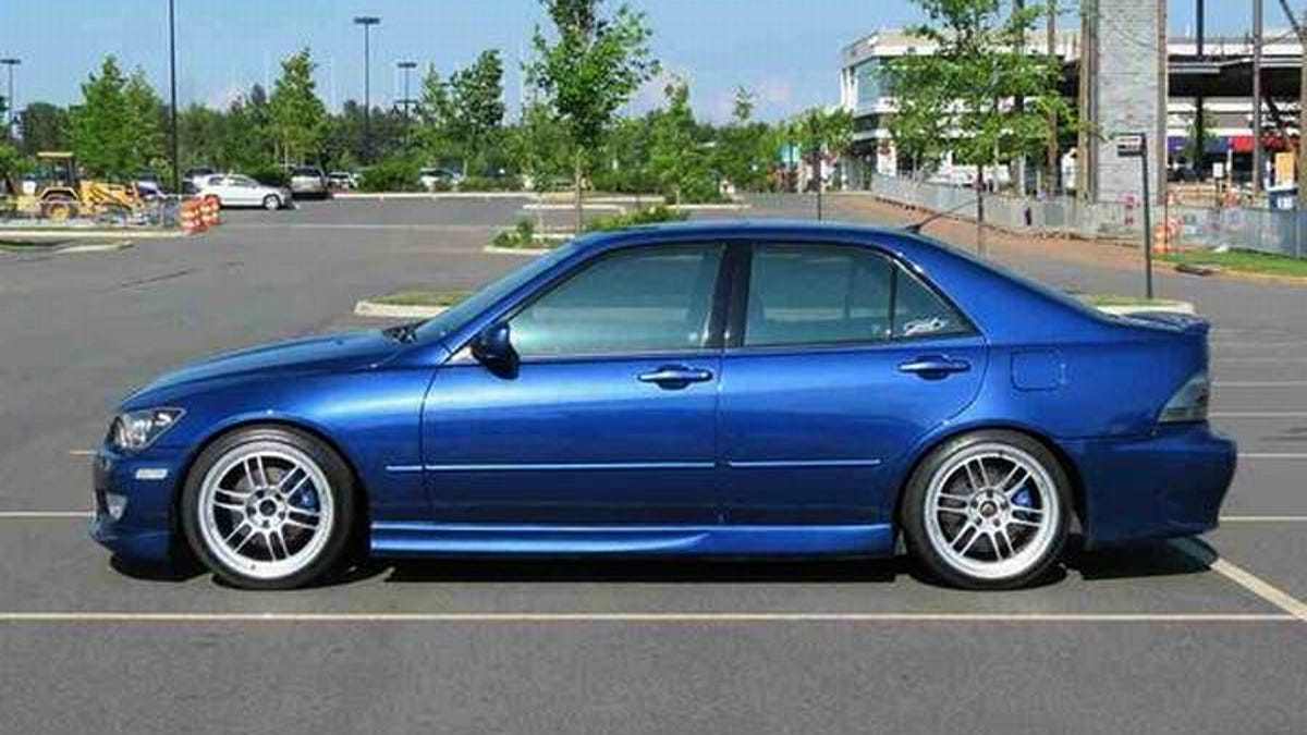 For $17,000, Is This 2002 Lexus IS300 Da' Bomb?