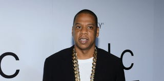 Jay-Z (Larry Busacca/Getty Images)