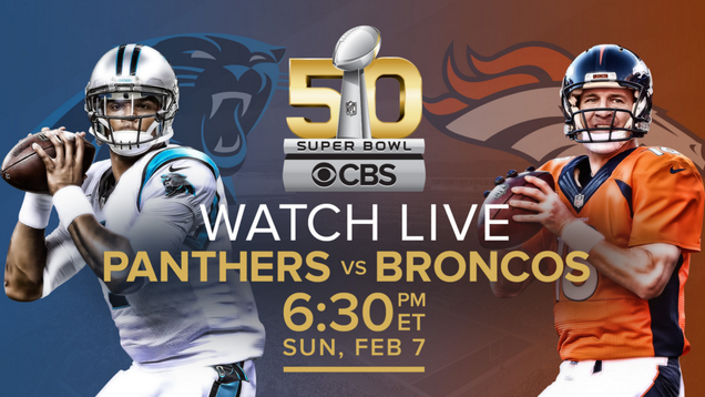 How to Watch Super Bowl 50 Online for Free, No Cable Required