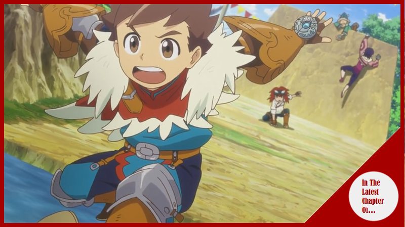 Illustration for article titled In The Latest Chapter Of... Monster Hunter Stories: RIDE ON (Ch.05)
