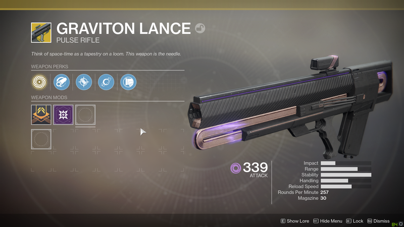 Well, Destiny 2 Definitely Made This One Gun A Lot Better