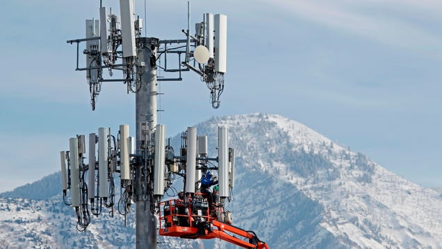 Verizon Said Its 5G Network Is Huge. Then Reality Hit