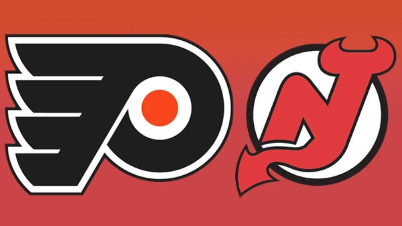 Illustration for article titled Flyers Defeat Devils In What Everyone Involved Believes To Be Preseason Game