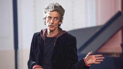 Io9 doctor who capaldi sexy