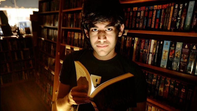Illustration for article titled The Internet's Own Boy recounts the life and tragic death of hacktivist Aaron Swartz