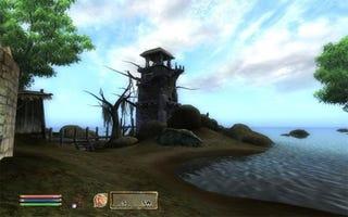Illustration for article titled Morroblivion - You Got Your Morrowind In My Oblivion