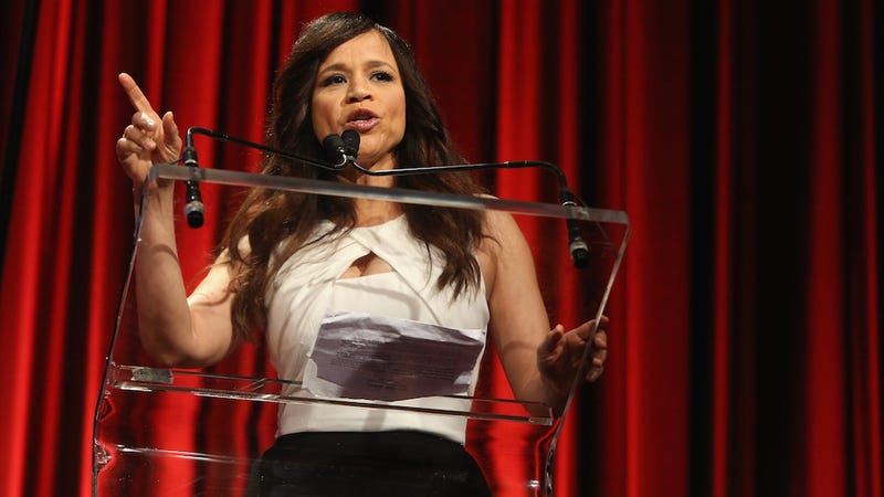 Illustration for article titled Rosie Perez Is LeavingThe View, For Real This Time