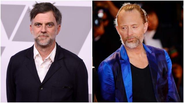 Paul Thomas Anderson made a short film to accompany Thom Yorke's new solo album, ANIMA